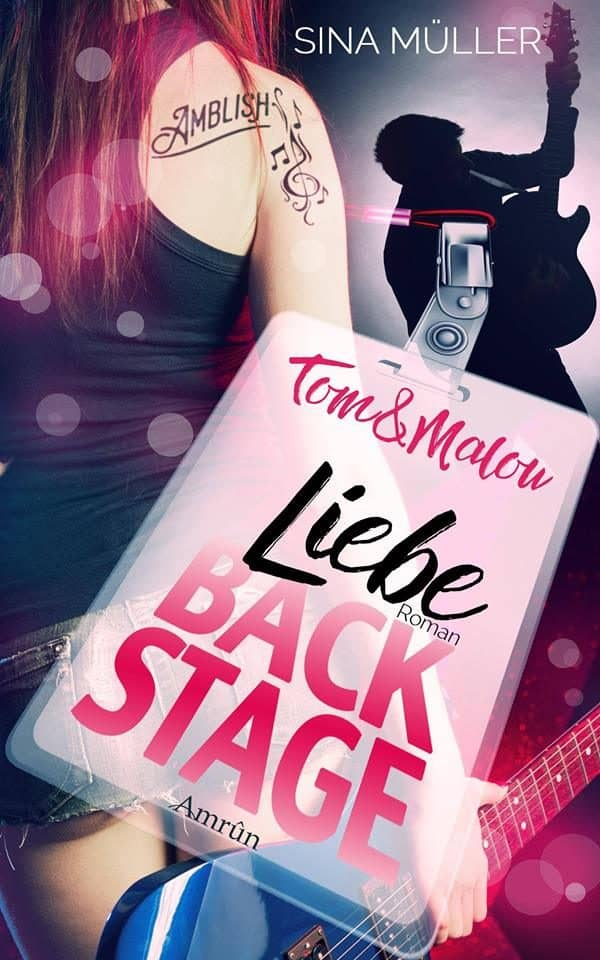Tom & Malou - Liebe Backstage (Band 2) 1