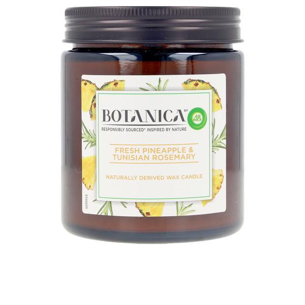 Duftkerze Botanica Ananas & tunesischer Rosmarin 3