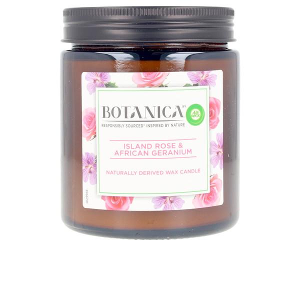 Duftkerze Botanica Rose & African Geranium Air Wick (205 g) 10