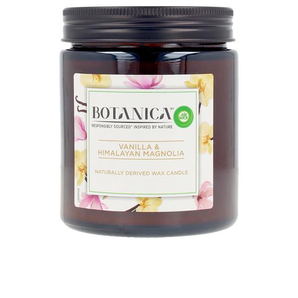 Duftkerze Botanica Vanille & Himalaya-Magnolie 1
