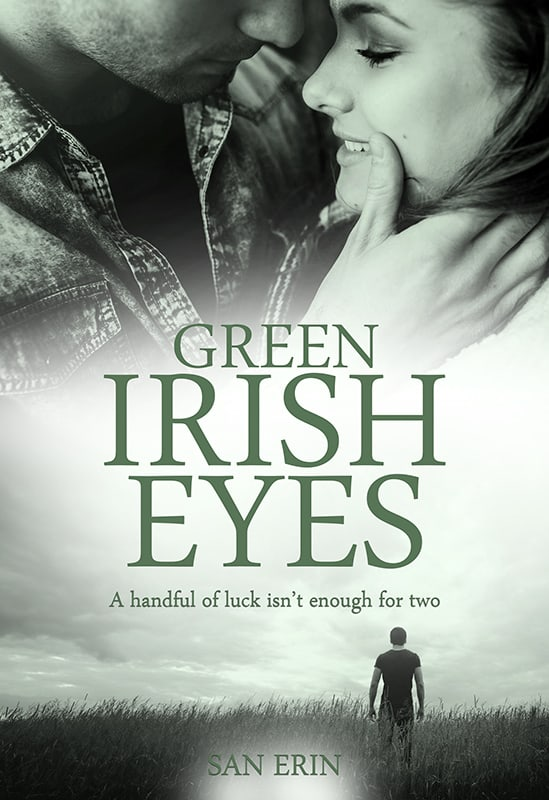 Green Irish Eyes 2