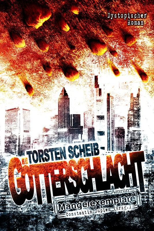 Götterschlacht - Ein Mängelexemplare - Roman 1
