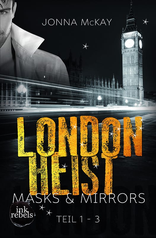 London Heist 1: Masks & Mirrors 4