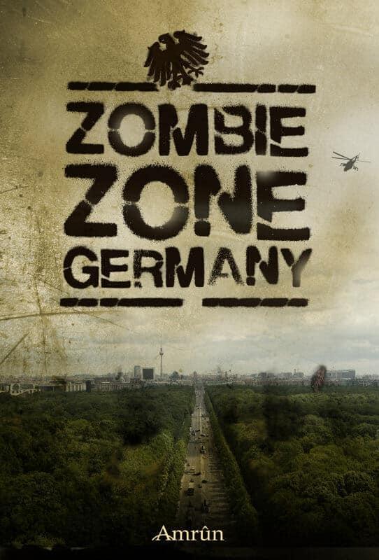 Torsten Exter - Zombie Zone Germany Anthologie Buchcover